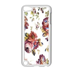 Texture Pattern Fabric Design Apple Ipod Touch 5 Case (white) by BangZart