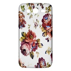 Texture Pattern Fabric Design Samsung Galaxy Mega 5 8 I9152 Hardshell Case  by BangZart