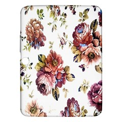 Texture Pattern Fabric Design Samsung Galaxy Tab 3 (10 1 ) P5200 Hardshell Case  by BangZart