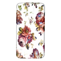 Texture Pattern Fabric Design Samsung Galaxy S5 Back Case (white) by BangZart