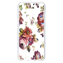 Texture Pattern Fabric Design Samsung Galaxy S8 Plus White Seamless Case by BangZart