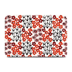 Simple Japanese Patterns Plate Mats by BangZart