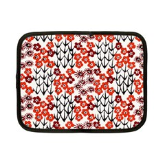 Simple Japanese Patterns Netbook Case (small)  by BangZart
