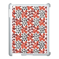 Simple Japanese Patterns Apple Ipad 3/4 Case (white) by BangZart