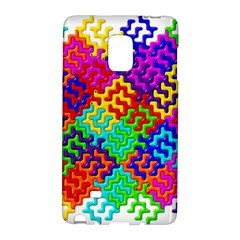 3d Fsm Tessellation Pattern Galaxy Note Edge by BangZart
