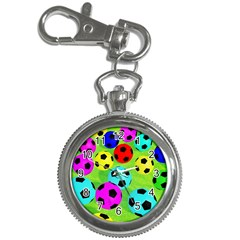 Balls Colors Key Chain Watches by BangZart