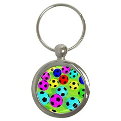 Balls Colors Key Chains (round)  by BangZart