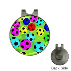 Balls Colors Hat Clips With Golf Markers by BangZart