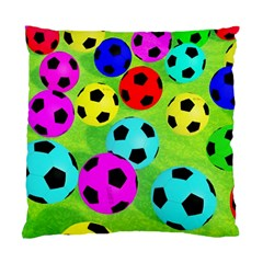 Balls Colors Standard Cushion Case (one Side) by BangZart