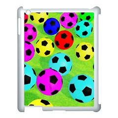 Balls Colors Apple Ipad 3/4 Case (white) by BangZart