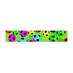 Balls Colors Flano Scarf (mini) by BangZart