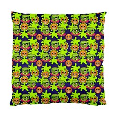 Smiley Monster Standard Cushion Case (one Side) by BangZart