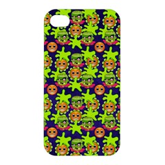 Smiley Monster Apple Iphone 4/4s Hardshell Case by BangZart