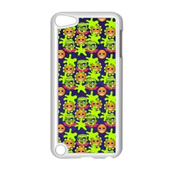 Smiley Monster Apple Ipod Touch 5 Case (white) by BangZart