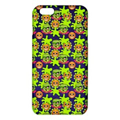 Smiley Monster Iphone 6 Plus/6s Plus Tpu Case by BangZart