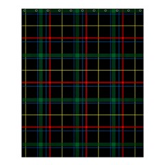 Tartan Plaid Pattern Shower Curtain 60  X 72  (medium)  by BangZart