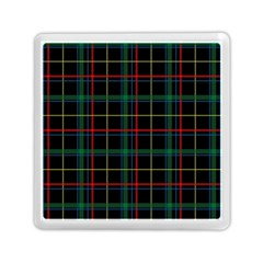 Tartan Plaid Pattern Memory Card Reader (square)  by BangZart