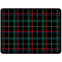 Tartan Plaid Pattern Double Sided Fleece Blanket (large)  by BangZart