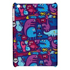 Hipster Pattern Animals And Tokyo Apple Ipad Mini Hardshell Case by BangZart