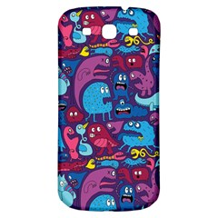 Hipster Pattern Animals And Tokyo Samsung Galaxy S3 S Iii Classic Hardshell Back Case by BangZart