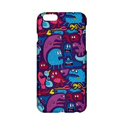 Hipster Pattern Animals And Tokyo Apple Iphone 6/6s Hardshell Case by BangZart