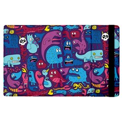 Hipster Pattern Animals And Tokyo Apple Ipad Pro 9 7   Flip Case