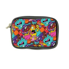 Monster Patterns Coin Purse by BangZart