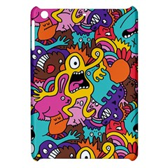 Monster Patterns Apple Ipad Mini Hardshell Case by BangZart
