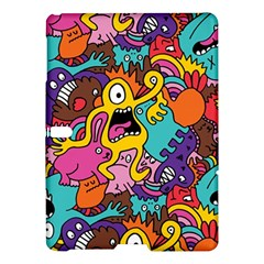 Monster Patterns Samsung Galaxy Tab S (10 5 ) Hardshell Case  by BangZart