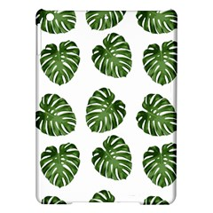 Leaf Pattern Seamless Background Ipad Air Hardshell Cases by BangZart