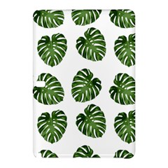 Leaf Pattern Seamless Background Samsung Galaxy Tab Pro 10 1 Hardshell Case