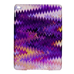 Purple And Yellow Zig Zag Ipad Air 2 Hardshell Cases by BangZart