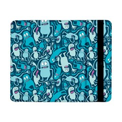 Monster Pattern Samsung Galaxy Tab Pro 8 4  Flip Case
