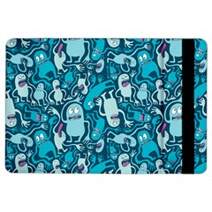 Monster Pattern Ipad Air 2 Flip by BangZart