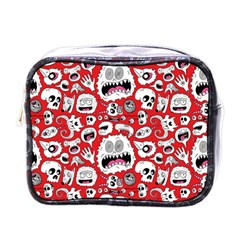 Another Monster Pattern Mini Toiletries Bags