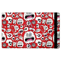 Another Monster Pattern Apple Ipad 2 Flip Case by BangZart