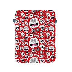 Another Monster Pattern Apple Ipad 2/3/4 Protective Soft Cases by BangZart