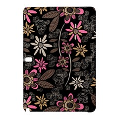Flower Art Pattern Samsung Galaxy Tab Pro 10 1 Hardshell Case
