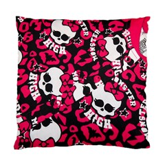 Mattel Monster Pattern Standard Cushion Case (two Sides) by BangZart