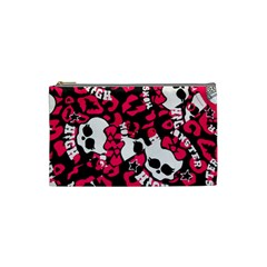 Mattel Monster Pattern Cosmetic Bag (small)  by BangZart