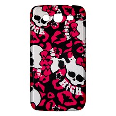 Mattel Monster Pattern Samsung Galaxy Mega 5 8 I9152 Hardshell Case  by BangZart