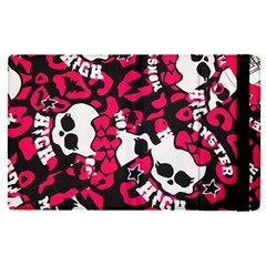 Mattel Monster Pattern Apple Ipad Pro 9 7   Flip Case by BangZart