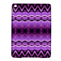 Purple Pink Zig Zag Pattern Ipad Air 2 Hardshell Cases by BangZart
