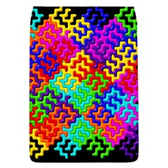 3d Fsm Tessellation Pattern Flap Covers (s)  by BangZart