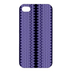 Zig Zag Repeat Pattern Apple Iphone 4/4s Hardshell Case by BangZart