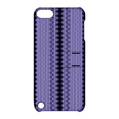 Zig Zag Repeat Pattern Apple Ipod Touch 5 Hardshell Case With Stand by BangZart