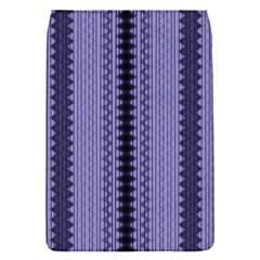 Zig Zag Repeat Pattern Flap Covers (s)  by BangZart