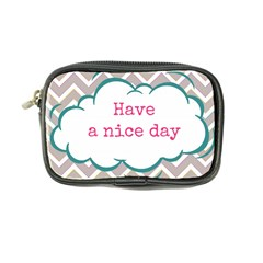 Have A Nice Day Coin Purse by BangZart