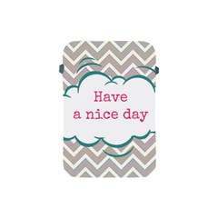 Have A Nice Day Apple Ipad Mini Protective Soft Cases by BangZart