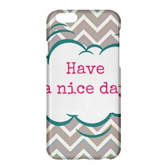 Have A Nice Day Apple Iphone 6 Plus/6s Plus Hardshell Case by BangZart